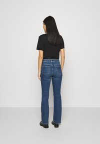 Marks & Spencer London - EVA - Bootcut jeans - blue denim - 2
