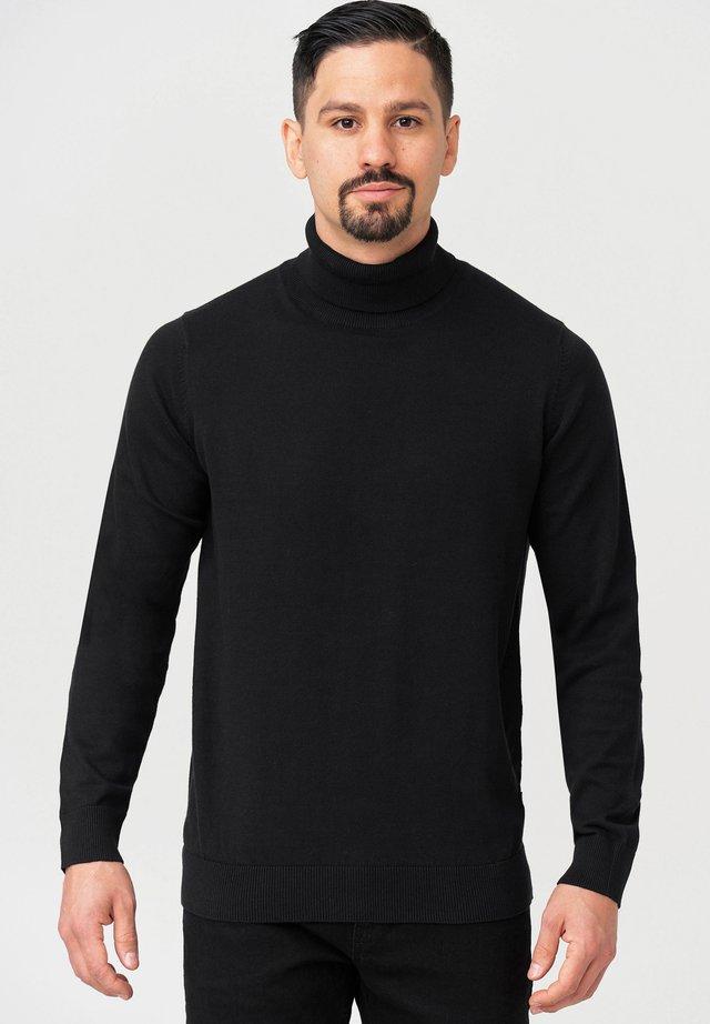 GATES - Jersey de punto - black