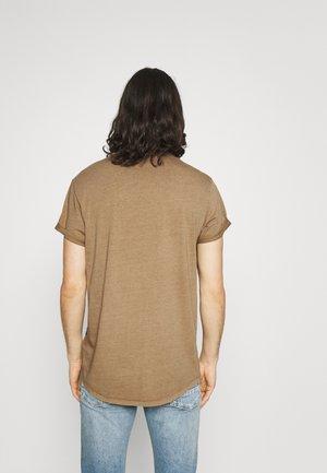 LASH  - T-shirt basique - safari