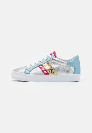 GRASEY - Trainers - argent