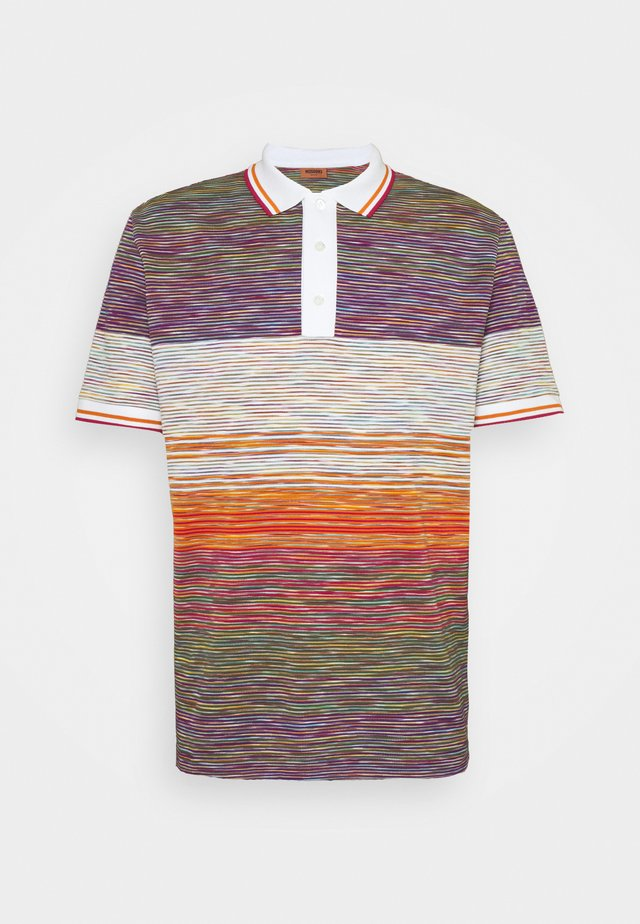 MANICA CORTA - Polo - multi-coloured