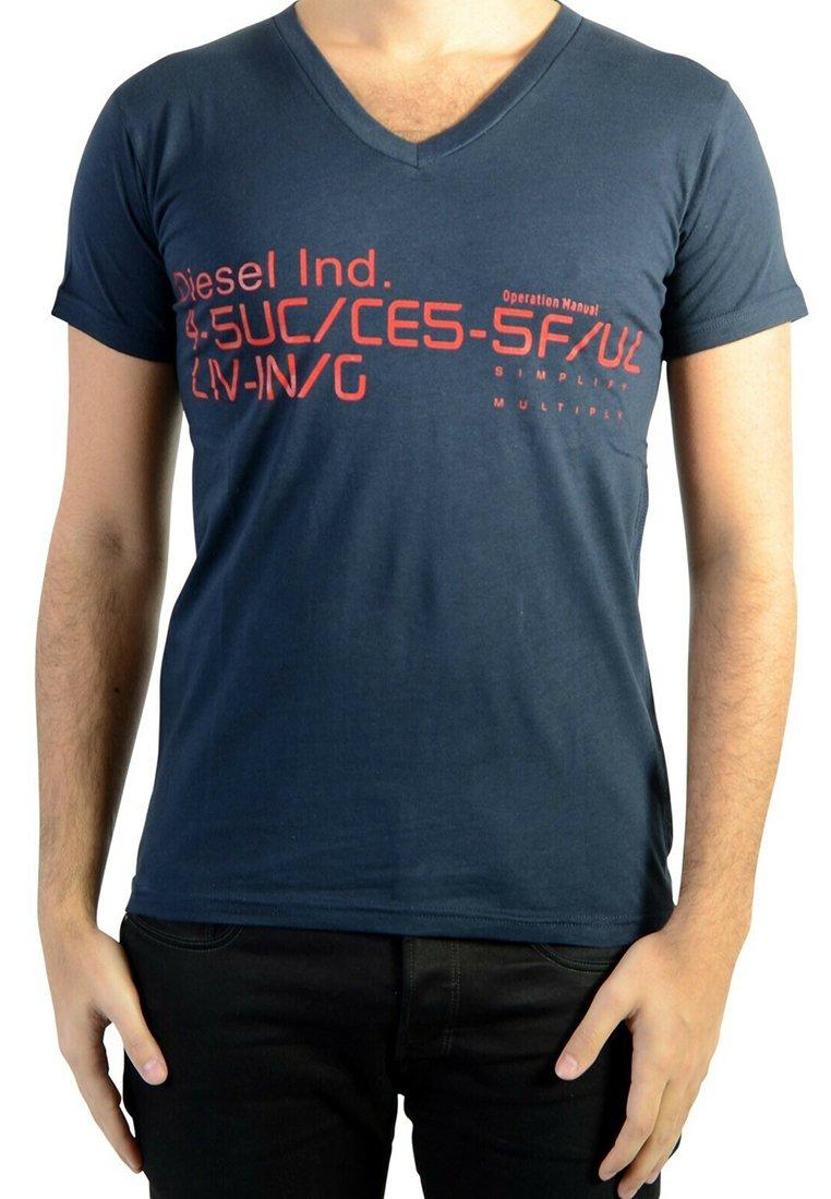 Homme DIESEL BAGH - T-shirt imprimé