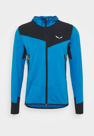 AGNER HYBRID - Outdoor jacket - cloisonne blue