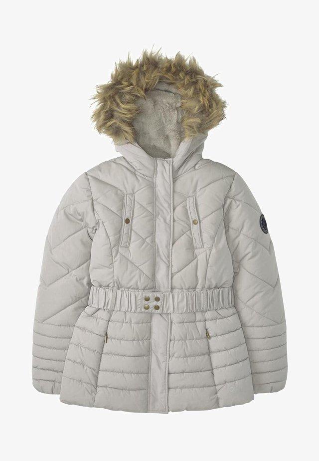Winter jacket - silver cloud/grey