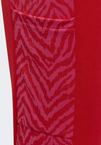 adidas Performance - SEA TIGHT UNISEX - Leggings - red - 4