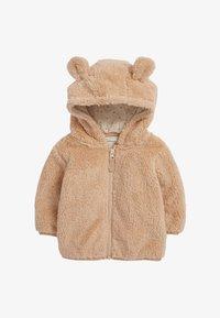 Next - Fleece jacket - beige - 0