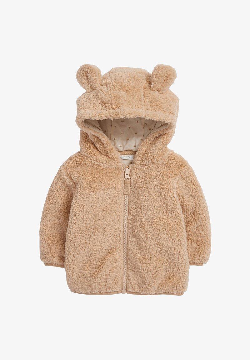 Next - Fleece jacket - beige