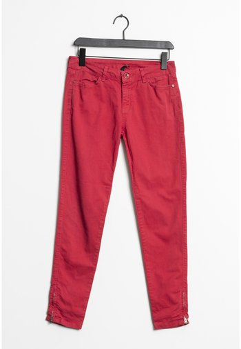 Trousers - red
