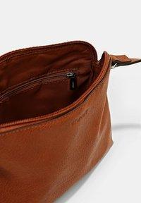 Esprit - Across body bag - rust brown - 6
