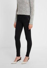 Patrizia Pepe - LOW WAIST - Jeans Skinny Fit - nero - 0