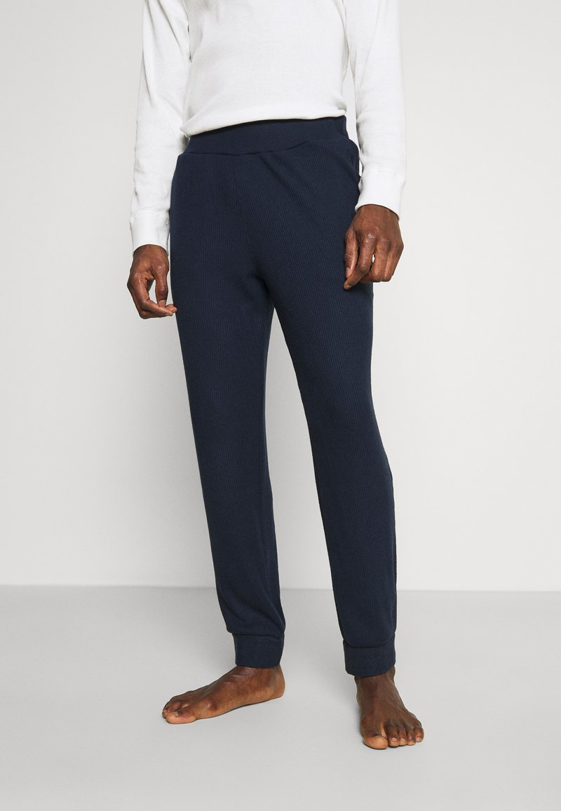 Pier One - Pyjama bottoms - dark blue
