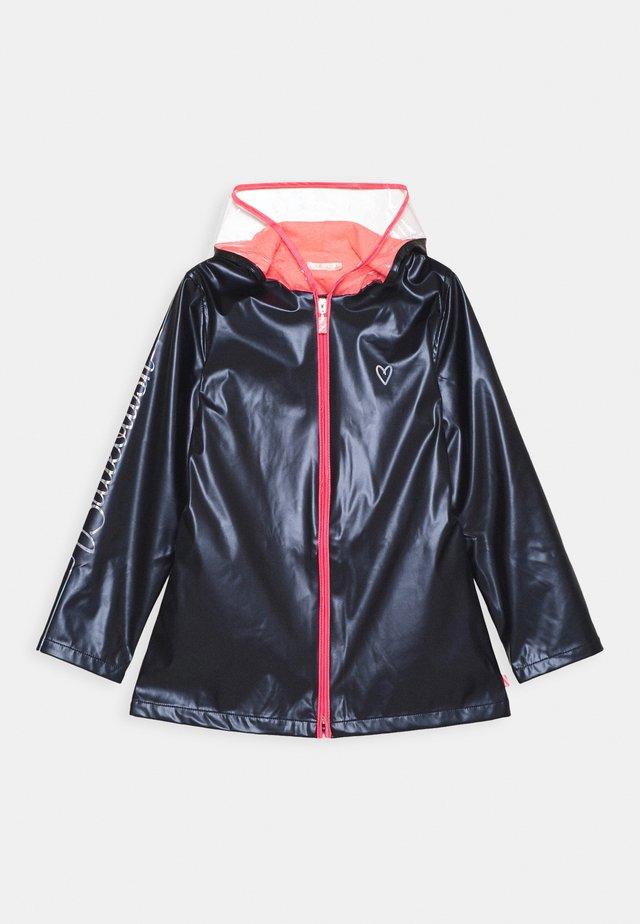 RAIN COAT - Waterproof jacket - navy