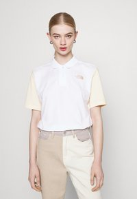 The North Face - Polo shirt - white - 0
