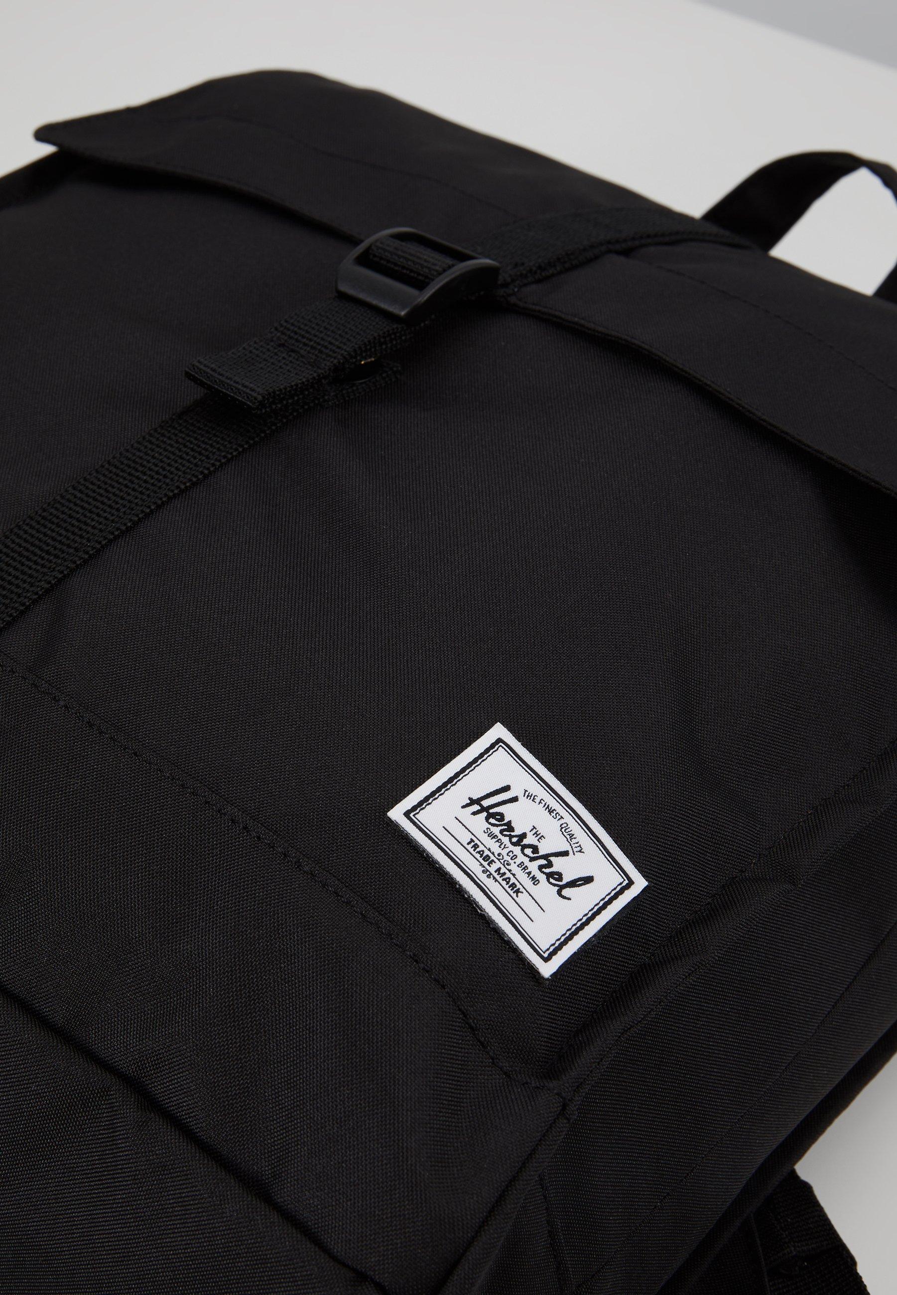 Herschel CITY MID VOLUME - Tagesrucksack - black/schwarz - Herrentaschen m0yLG