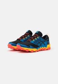 ASICS - GEL-FUJITRABUCO  - Trail running shoes - blau/orange - 1