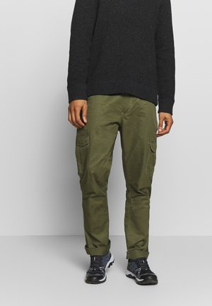 ARGO - Trousers - dark olive