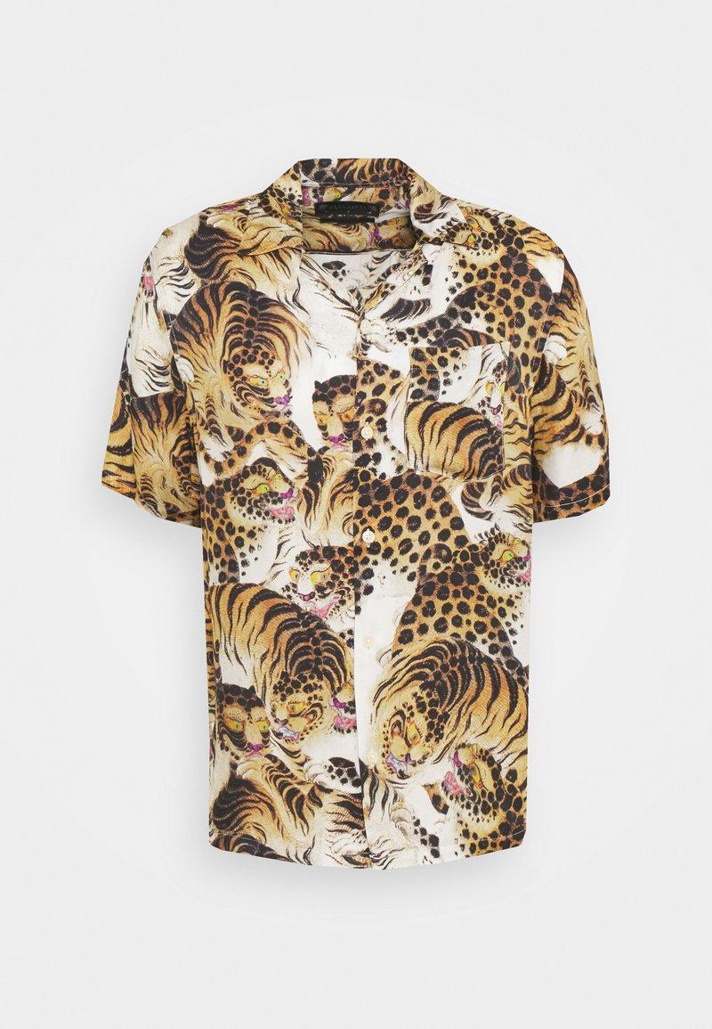 AllSaints - PRYDE SHIRT - Shirt - ecru