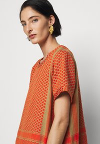 CECILIE copenhagen - DRESS - Day dress - orange - 5