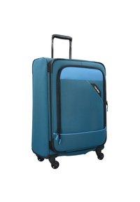 Travelite - 4 PACK - Luggage set - blue - 1