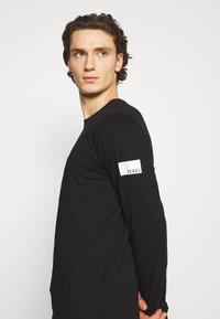 Redefined Rebel - GUTI TEE - Long sleeved top - black - 3
