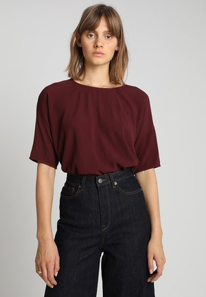 MAINS TEE  - Blouse - port royale