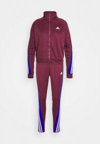 adidas Performance - TEAMSPORT - Tracksuit - victory crimson/bold blue - 0