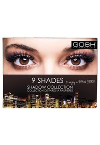Gosh Copenhagen - 9 SHADES  - Eyeshadow palette - 001 to enjoy in new york - 1