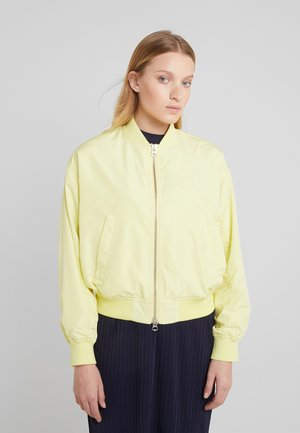 BEEGEE GRAVITY - Bomber Jacket - still yellow