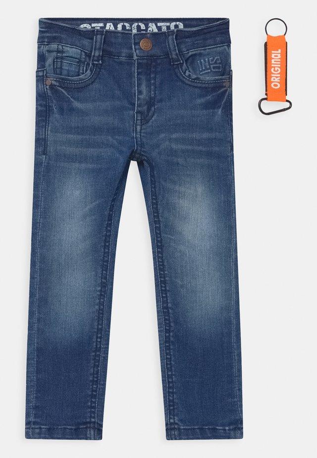 KID - Jeans Skinny - blue denim