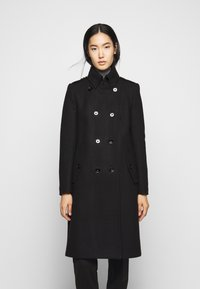 DRYKORN - HARLESTON - Classic coat - black - 0