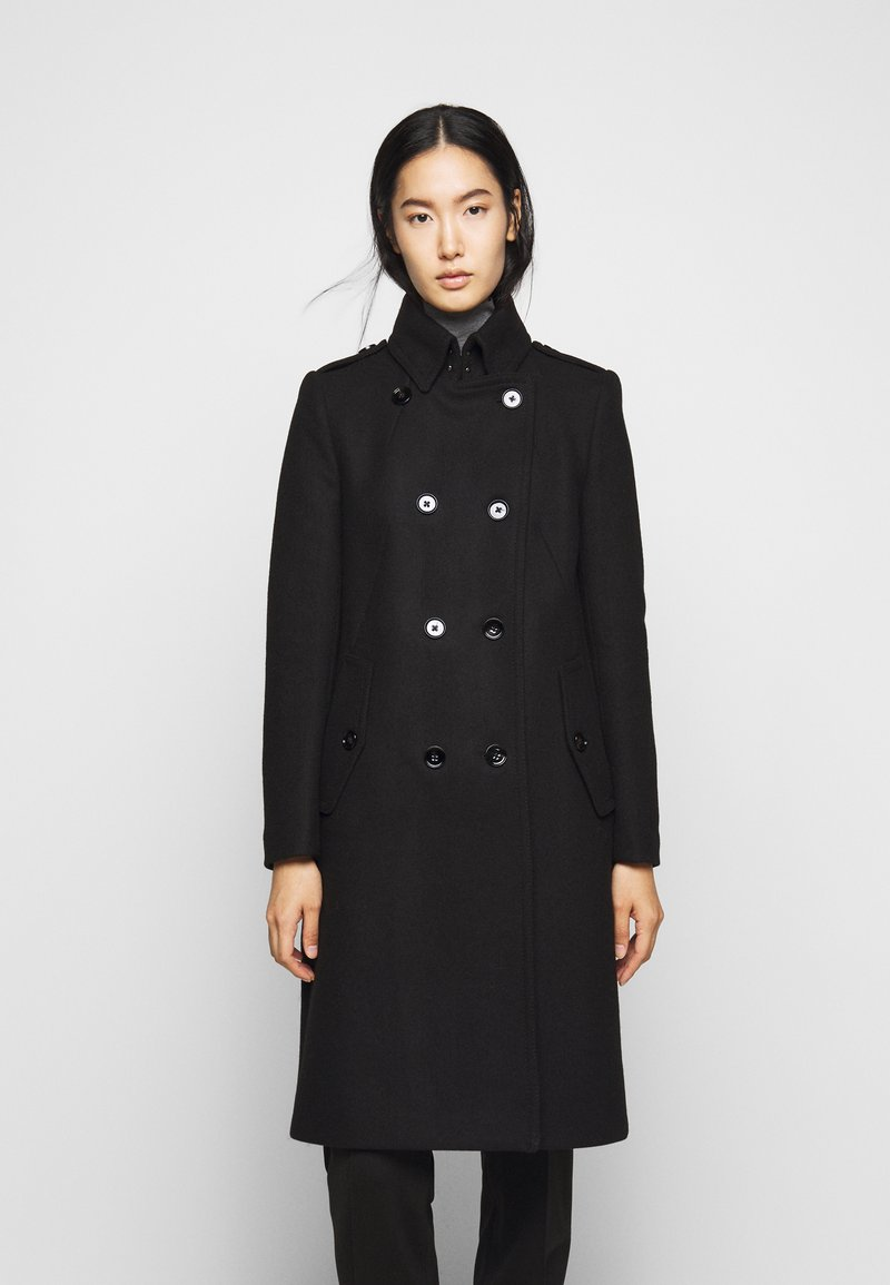 DRYKORN - HARLESTON - Classic coat - black