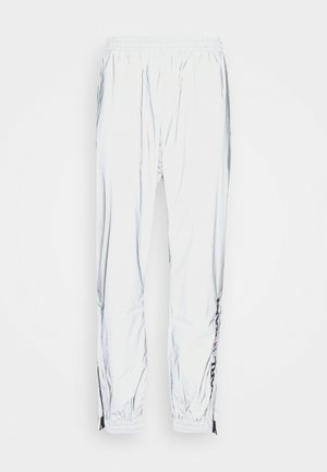 RETRO REFLECTIVE TRACKPANTS - Tracksuit bottoms - silver