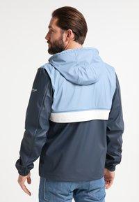Schmuddelwedda - Waterproof jacket - blue - 2