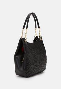 Love Moschino - QUILTED SOFT - Handbag - nero - 1
