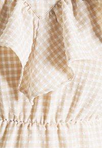 MAMALICIOUS - MLDELILAH DRESS - Day dress - snow white - 2