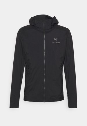ATOM SL HOODY MENS - Soft shell jacket - black