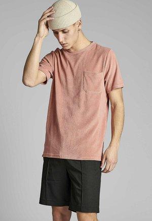 T-shirt - bas - old rose