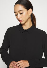 JDY - JDYPIPER DRESS - Shirt dress - black - 5