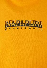 Napapijri The Tribe - Felpa con cappuccio - yellow solar - 2