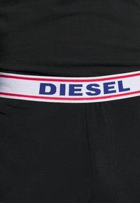 Diesel - UMSET JUSTIN JULIO - Pyjama set - black - 6