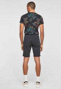 Q/S designed by - Shorts - dark grey - 2
