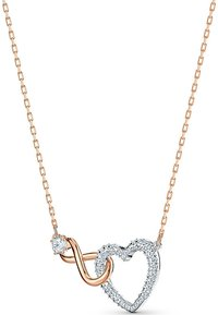Swarovski - Necklace - bicolor - 1
