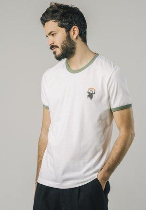 HIBERNATION  - T-shirts print - white