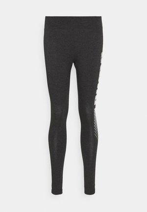 GRAPHIC LEGGINGS - Legging - dark gray heather