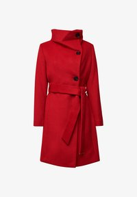 Esprit Collection - Classic coat - dark red - 5