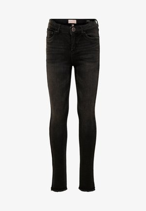 Jeans Skinny - black denim
