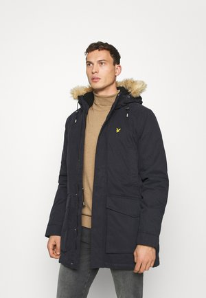 WINTER WEIGHT - Winter coat - dark navy