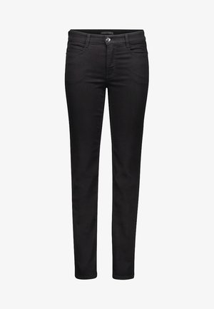 ANGELA - Slim fit jeans - black