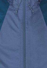 The North Face - FARSIDE JACKET - Hardshellová bunda - vintage indigo - 2