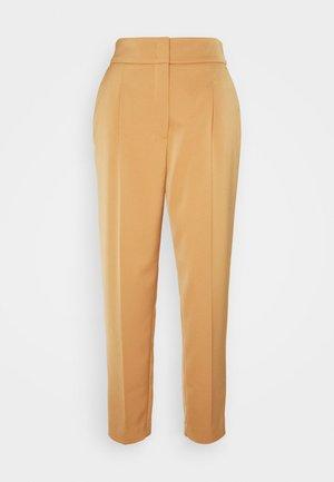 Kalhoty - creme caramel
